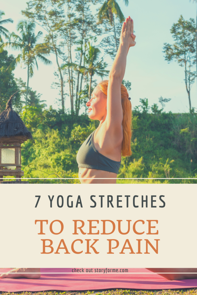 7 Yoga Back Stretches To Reduce Back Pain