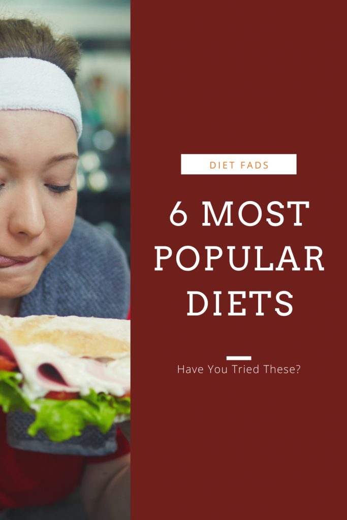 6 Most Popular Diets For Weight Loss